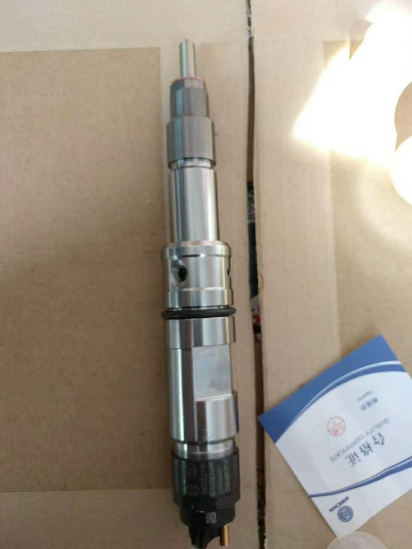 Original Spare parts of fuel injector Bosch 0445120266 piezo